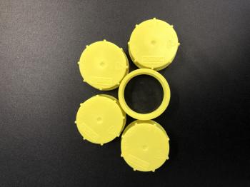 Wasserzähler-Verschlußstopfen QN 2,5